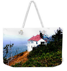 Cape Foulweather Weekender Tote Bag by Methune Hively