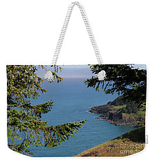 Cape Foulweather  Weekender Tote Bag