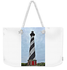 Cape Hatteras Light Weekender Tote Bag