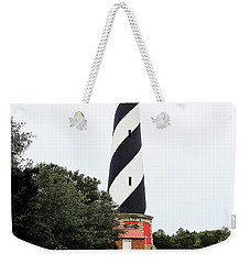 Cape Hatteras Lighthouse Weekender Tote Bag