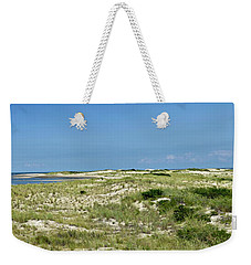 Cape Henlopen State Park - The Point - Delaware Weekender Tote Bag