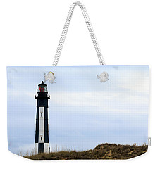 Cape Henry Lighthouse Weekender Tote Bag