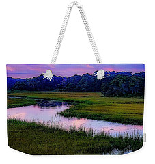 Weekender Tote Bag featuring the photograph Cape Light by Kendall McKernon