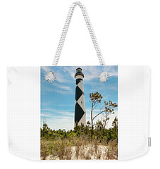 Cape Lookout Light No 2 Weekender Tote Bag