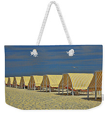 Cape May Cabanas 6 Weekender Tote Bag