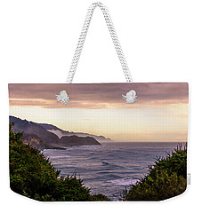 Cape Perpetua, Oregon Coast Weekender Tote Bag
