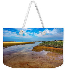 Weekender Tote Bag featuring the photograph Cape Perspective by Kendall McKernon