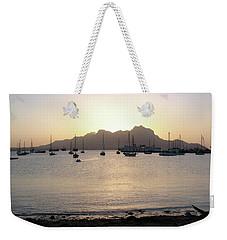Cape Verde Sunset Weekender Tote Bag