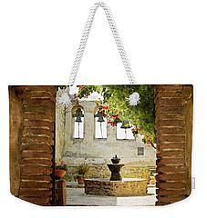 Capistrano Gate Weekender Tote Bag
