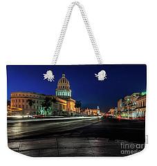 Capitalinas Noches Weekender Tote Bag