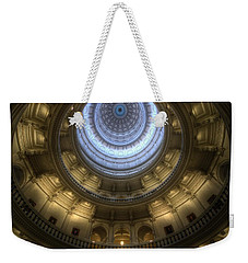 Capitol Dome Interior Weekender Tote Bag
