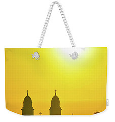 Capitol Hill Church Weekender Tote Bag