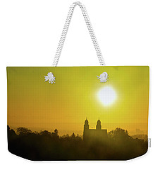 Capitol Hill Sunrise Too Weekender Tote Bag