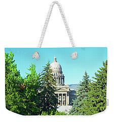 Capitol In The Trees Weekender Tote Bag