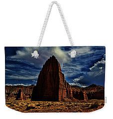Capitol Reef Weekender Tote Bag