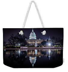 Capitol Reflects Weekender Tote Bag