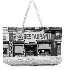 Capitol Restaurant Weekender Tote Bag