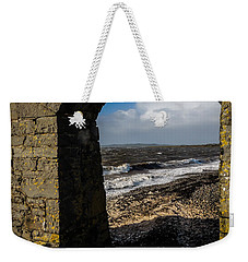 Cappagh Pier And Ireland's Shannon Estuary Weekender Tote Bag