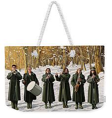 Cappotto Per Otto Weekender Tote Bag