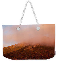 Caps Ridge Sunset Weekender Tote Bag