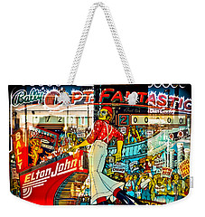 Captain Fantastic - Pinball Weekender Tote Bag