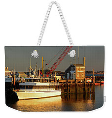 Captain John Weekender Tote Bag