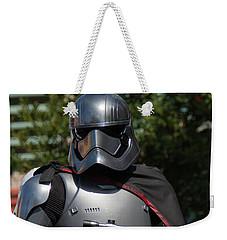 Captain Phasma - The Force Awakens Weekender Tote Bag