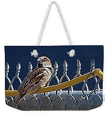Captain Sparrow Weekender Tote Bag