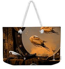 Captan Nemo's Room Weekender Tote Bag