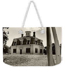 Captions Home Weekender Tote Bag
