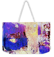 Weekender Tote Bag featuring the painting Captiva by Dominic Piperata