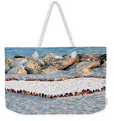 Captiva Love Weekender Tote Bag