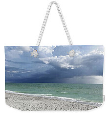 Captiva On Gulf Of Mexico Weekender Tote Bag