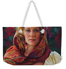 Captivated Weekender Tote Bag