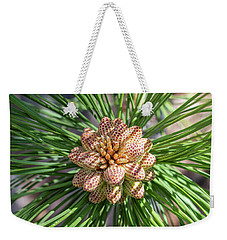 Captivating Pine Weekender Tote Bag