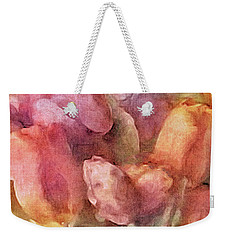 Captured Spring Weekender Tote Bag