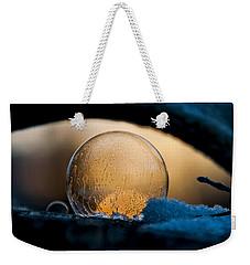 Captured Sunrise Weekender Tote Bag