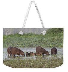 Capybara Weekender Tote Bag