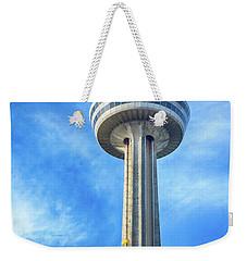 Car On Skylon Tower Weekender Tote Bag