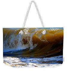 Caramel Swirl Weekender Tote Bag
