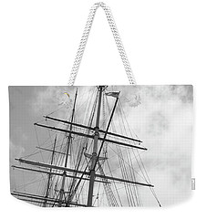 Caravel Weekender Tote Bag by Ivete Basso Photography
