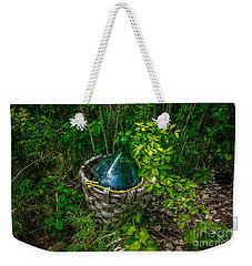 Carboy In A Basket Weekender Tote Bag