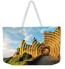 Carcassonne's Citadel, France Weekender Tote Bag