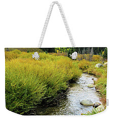 Cardiff Fork Autumn Weekender Tote Bag