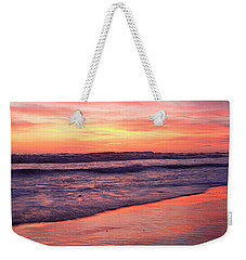 Cardiff Waves Weekender Tote Bag