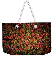 Cardinal Richelieu Roses Weekender Tote Bag