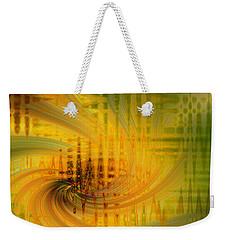 Cardiogram Weekender Tote Bag