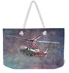 Care Flight Weekender Tote Bag