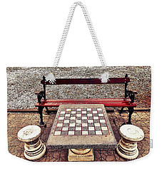 Care For A Game Of Chess? Weekender Tote Bag