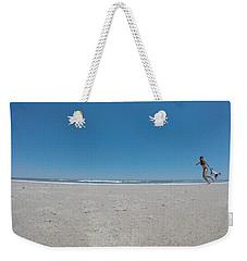 Carefree Weekender Tote Bag